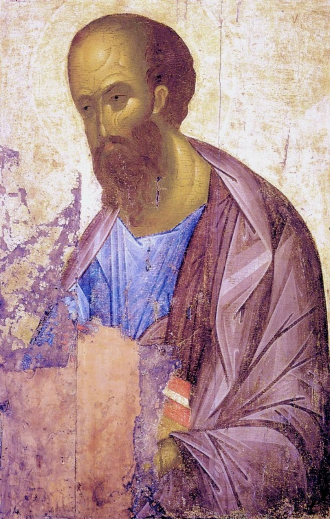 Rublev_Saint_Paul